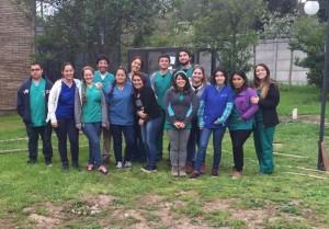 Voluntarios UFAS