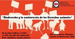 Bioderecho y la controversia de los derechos animales