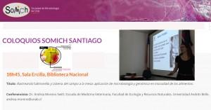 Coloquios SOMICH Andrea Moreno 28 Julio 2016