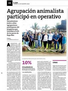 Articulo El Lider de San Antonio operativo UNAB Isla de pascua 12082016