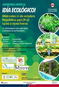 Dia Ecologico 21 Octubre 2015