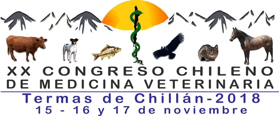 CONGRESO NACIONAL DE MEDICINA VETERINARIA 2018